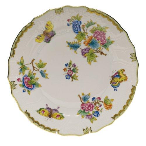 Herend Queen (Herend Queen Victoria Dinner Plate)
