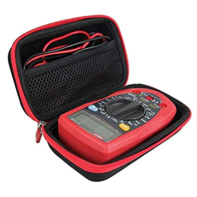 Hermitshell Hard Travel Case Fits AstroAI/Etekcity MSR-R500 Digital Multimeter Voltage Tester Meter