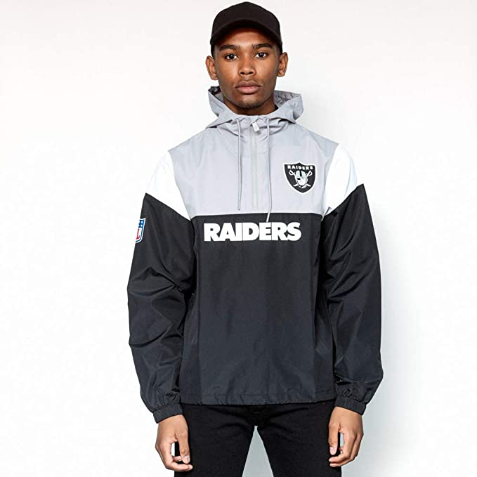 A NEW ERA Era Colour Block Oakland Raiders Chaqueta ...
