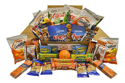 Healthy Snack Box Individually Wrapped