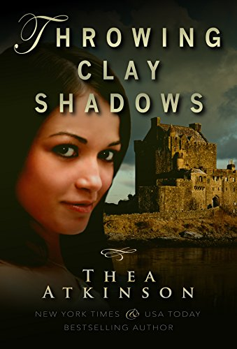 Book: Throwing Clay Shadows (Flesh of the Gods) by Thea Atkinson