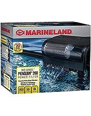 Marineland Penguin 200, Power Filter, 30 to 50-Gallon, 200 GPH