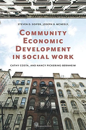 Community Economic Development In Social Work  Foundations Of Social Work Knowledge Series