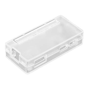 Richer-R Caja Cubierta de Raspberry Pi,Carcasa Protectora ...