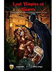 Lost Temples of Qaarra: Temple dungeons for Four Against Darkness, for characters of Level 6+