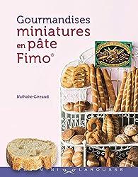 Gourmandises miniatures en pâte Fimo® par Nathalie Gireaud