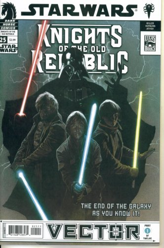 (Star Wars - Knights of the Old Republic #25 : Vector Part One (Dark Horse Comics))