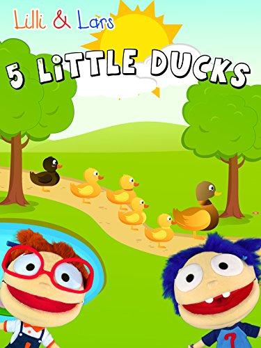 Five Little Ducks (Clip: Five Little Ducks - Lilli & Lars)