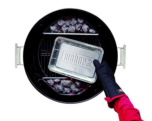 weber aluminum drip pans