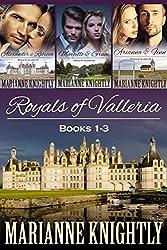 Royals of Valleria Boxed Set (Books 1-3)
