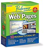 Professor Teaches How to Create Web Pages & Graphics 5 [OLD VERSION]