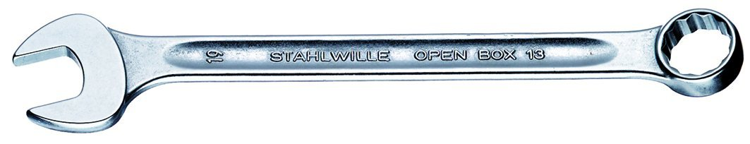 Stahlwille 13 6 136MM Combination Spanner 6mm 6 mm Silver