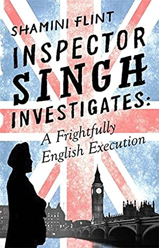 book cover of A Frightfully English Execution