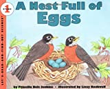 A Nest Full of Eggs, Priscilla Belz Jenkins, 0064451275