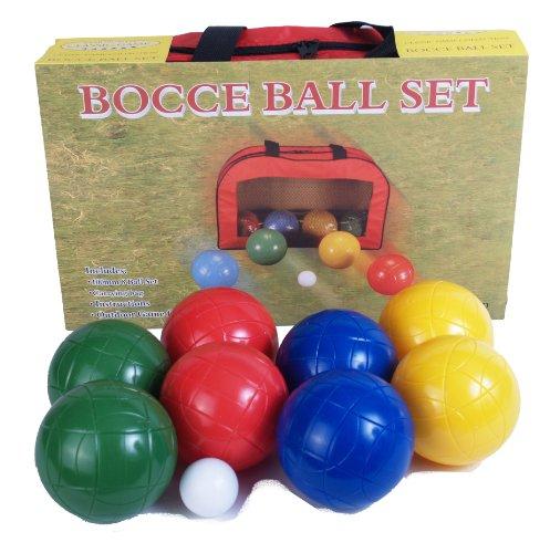 John N. Hansen Co. Bocce Ball Game Set