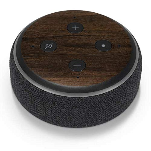 Skinit Kona Wood Amazon Echo Dot 3 Skin - Officially Licensed Skinit.com Generic Audio Decal - Ultra Thin, Lightweight Vinyl Decal Protection