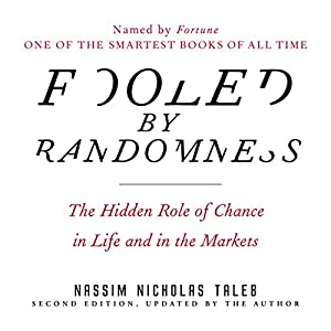 Image result for fooled by randomness