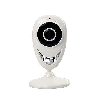 Martialart Cámaras de vigilancia, 2 Millones de píxeles Cámara Web panorámica, cámara de visión