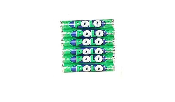 Nestle polo mentas Rolls (Pack 6 rollos): Amazon.es: Alimentación ...