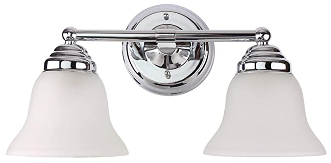Bathroom Vanity Light Fixtures Chrome Home Sweet Home Modern Livingroom