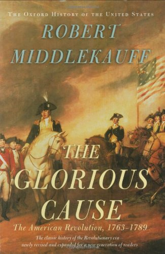 cause or the american revolution