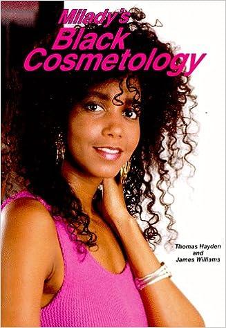Miladys black cosmetology milady 9780873503778 amazon books miladys black cosmetology 1st edition fandeluxe Images