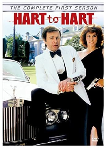 Hart to Hart - The Complete First Season (Hart To Hart Dvd Complete Series)