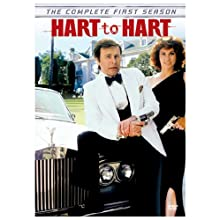 Hart to Hart - The Complete First Season (1979)