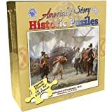 Channel Craft America'S Story Abduction Of Pocahontas 550Pc Jigsaw Puzzle