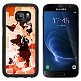This Aluminum Backplate Bumper Snap Case is only designed for Samsung Galaxy S7. This case uses premium aluminum back plate along with a durable plastic hard shell for instant protection. Perfect cutouts maximize the functionality of your phone. Wate...