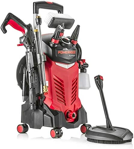 Powerhouse International Pressure Washer