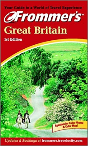 Frommers Great Britain