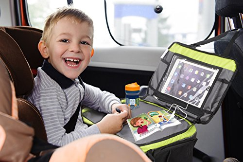 Zip Away Travel Tray Car Seat