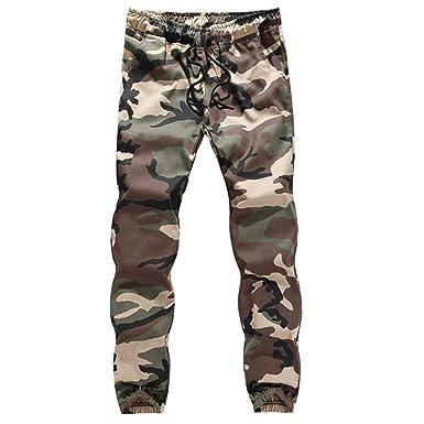 Pantalones De Verano para Hombres Sport Stretch Impreso Pantalones ...