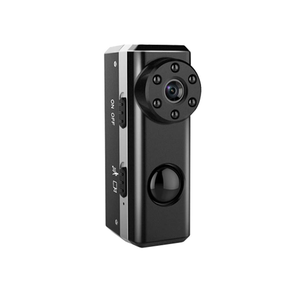 マイクロカメラ 1080p HD スパイカムミニ小型ワイヤレス WiFi Black セキュリティカメラモーション検出アラームホームカメラリモート用 iPhone B07M8BN72C アンドロイド電話 iPad WiFi PC と車の監視ビデオレコーダー,Black Black B07M8BN72C, カデンの救急社:0bb81401 --- ero-shop-kupidon.ru