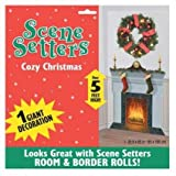 Party America Cozy Christmas Scene Setter