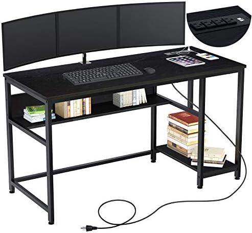 Rolanstar Computer Desk 55″