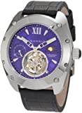 Android Men's AD501ABU Virtuoso Tungsten Tourbillon GMT Blue Watch