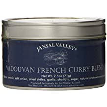 Jansal Valley Vadouvan French Curry, 2.5 Ounce