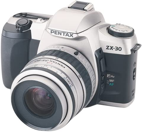 B00004U5WY Pentax ZX-30 Quartz Date 35mm SLR Camera Kit with 35-80mm Lens 51FHPKND3PL.
