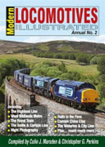 Modern Locomotives Illustrated Annual: No. 2 PDF Text fb2 book