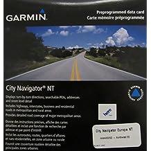 Garmin City Navigator Europe NT: Northwest Eastern Europe for Detailed Maps of Poland, Czech, Slovakia, Hungary, Austria, Slovenia, and Croatia (microSD/SD Card)