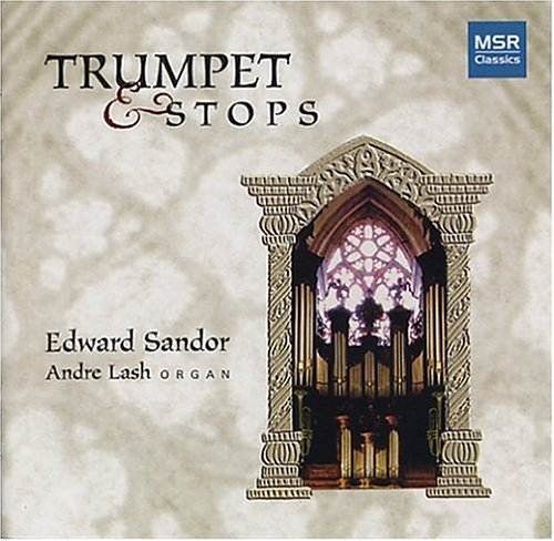Trumpet & Stops - Music for Solo Trumpet - Edward - Swing Msr