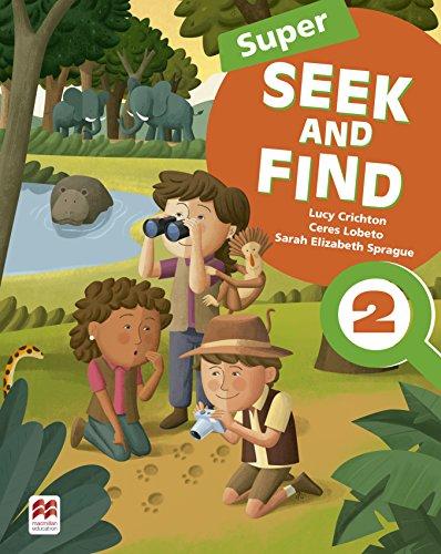 Super Seek and Find. Student's Book e Digital - Pacote: Volume 2