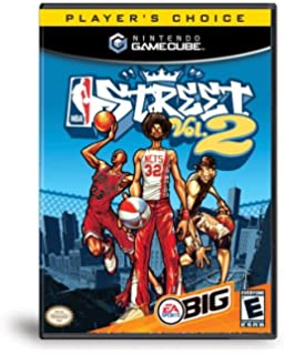 Amazon com: NBA Street V3 - Gamecube: Nintendo Gamecube: Artist Not