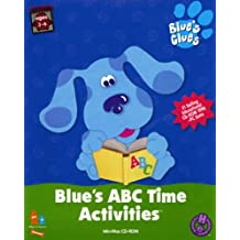 Blues Clues ABC Time Activities (Jewel Case)