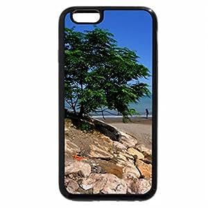 iPhone 6S / iPhone 6 Case (Black) Khazar Sea