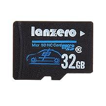 HITSAN Lanzero 32GB Micro Sd Class10 TF Tachograph Memory Card for Xiaomi Yi EKEN H9 EKEN H8 sj5000x sj5000 plus K6000 One Piece