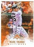 2017 Panini Diamond Kings Baseball #53 Mark Trumbo Orioles
