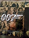 James Bond : Ultimate DVD Set (Goldfinger/Diamonds Are Forever/The Living Daylights /Tomorrow Never Dies/the Spy Who Loved Me) Volume 1 10 DVD's